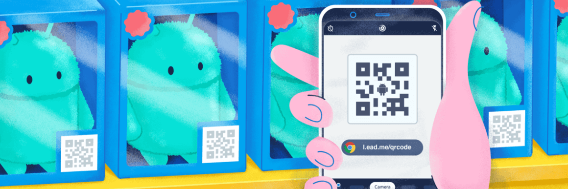 How To Scan Qr Codes With Android Qr Code Generator